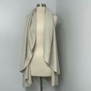Look Open Front Slouchy Cardigan Sweater One Size